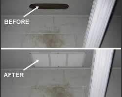 Soffit Vents Repaired